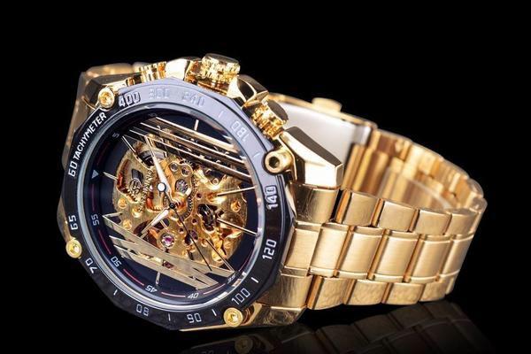 conseils achat montre - montre squelette