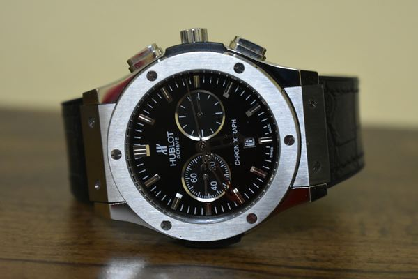 guide montres - montre chronographe