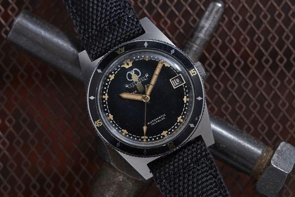 guide montres - montre de plongee