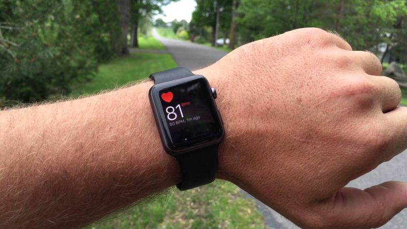 meilleure montre cardio running