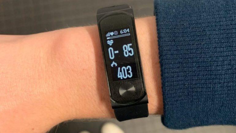 montre cardio ou tracker d activite